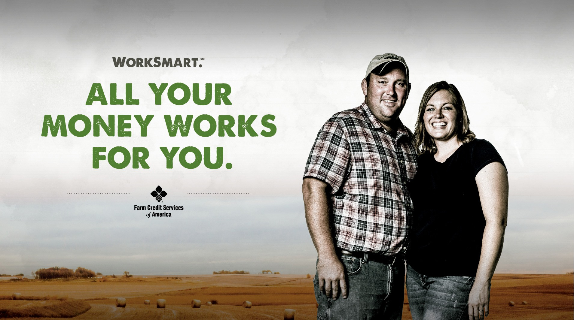 WorkSmart Agriculture Advertising Example